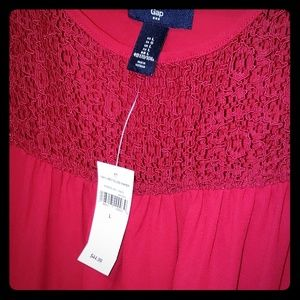 New with tags GAP top sz LG